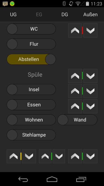 NetIO Controller App